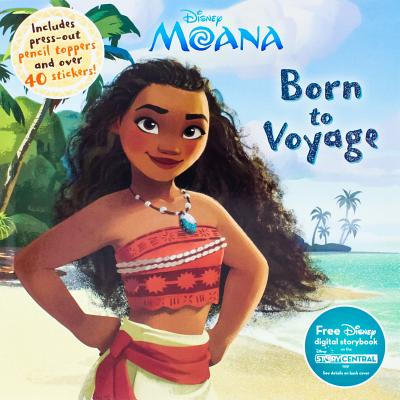 Image for Born to Voyage (Moana)