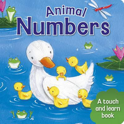 Image for Animal Numbers: A Touch and Learn Book