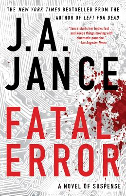 Image for FATAL ERROR  A Novel