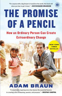 Image for PROMISE OF A PENCIL : HOW AN ORDINARY