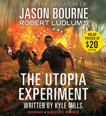 Robert Ludlum's (TM) The Utopia Experiment (Covert-One), Kyle Mills