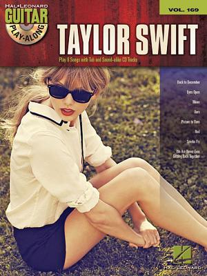 Taylor Swift: Guitar Play-Along Volume 169, Taylor Swift (Author)