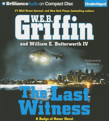 Image for The Last Witness (Badge of Honor Series)