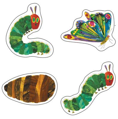 The Very Hungry Caterpillar 45th Anniversary Cut-Outs