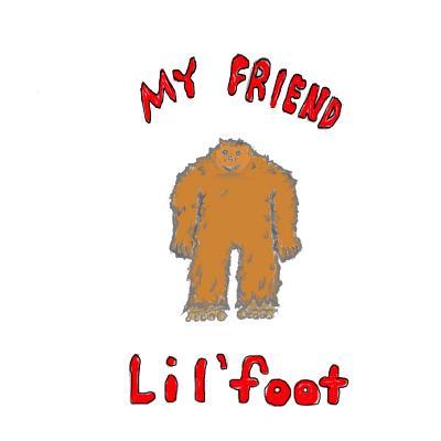 My Friend Lil'foot, Cookson, Mitchell