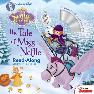 Image for Sofia the First Read-Along Storybook and CD The Tale of Miss Nettle