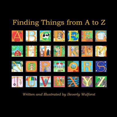 Finding Things from A to Z, Wulforst, Beverly