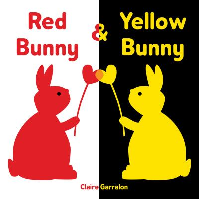 Image for RED BUNNY & YELLOW BUNNY