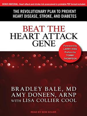 Image for Beat the Heart Attack Gene: The Revolutionary Plan to Prevent Heart Disease, Stroke, and Diabetes