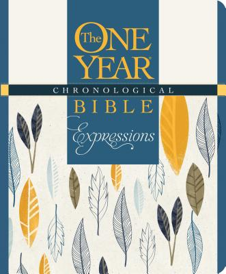 Image for The One Year Chronological Bible Expressions NLT Hardcover