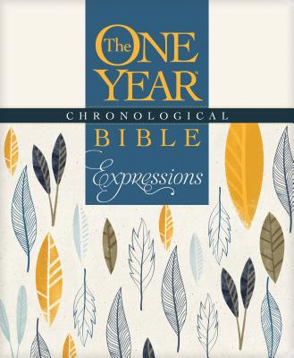 Image for The One Year Chronological Bible Expressions NLT Paperback