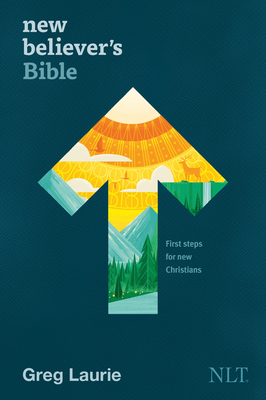 Image for New Believer's Bible NLT (Hardcover): First Steps for New Christians