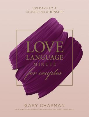 Image for Love Language Minute for Couples: 100 Days to a Closer Relationship