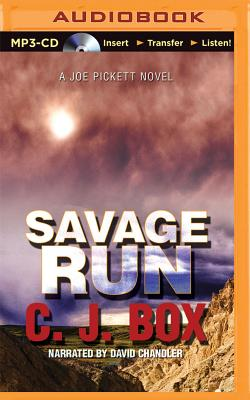 Image for Savage Run (Joe Pickett Series)