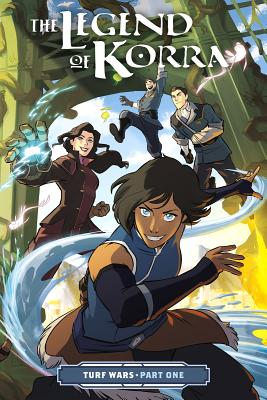 Image for The Legend of Korra: Turf Wars Part One