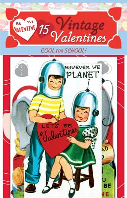 Image for 15 Vintage Valentines - Schoolhouse Valentines