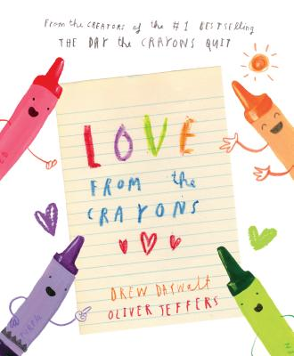 Image for Love from the Crayons