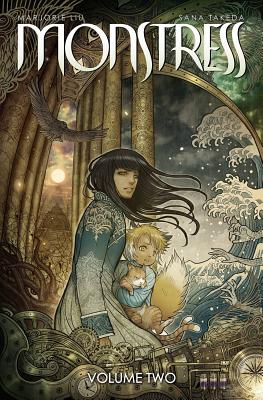 Image for 2 The Blood (Monstress)