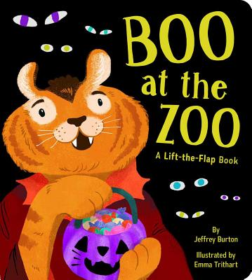Image for Boo at the Zoo: A Lift-the-Flap Book