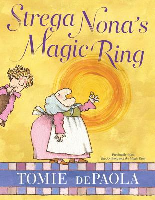 Image for STREGA NONA'S MAGIC RING
