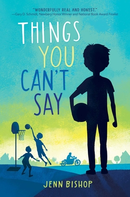 Image for THINGS YOU CAN'T SAY