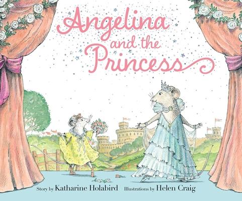 Image for ANGELINA AND THE PRINCESS (ANGELINA BALLERINA)