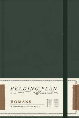 Image for Romans, Reading Plan Journal