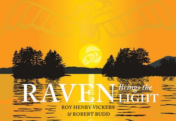 Raven Brings the Light, Vickers, Roy Henry; Budd, Robert