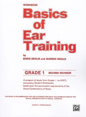 Image for Basics of Ear Training: Grade 1