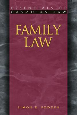 Image for Family Law (Essentials of Canadian Law)
