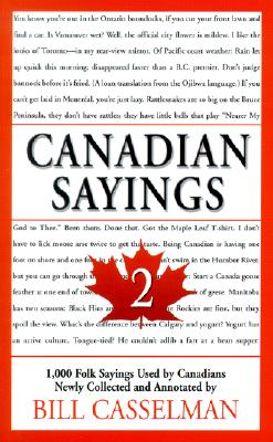 Image for Canadian Sayings 2