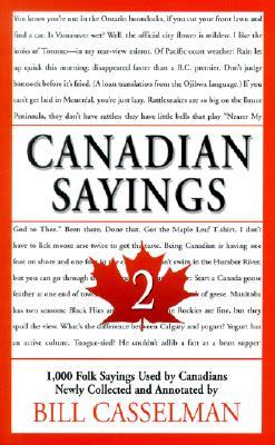 Canadian Sayings 2, Bill Casselman