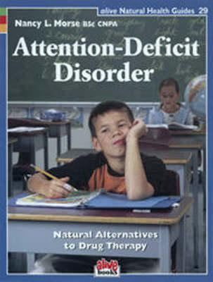Attention Deficit Disorder, Nancy Morse