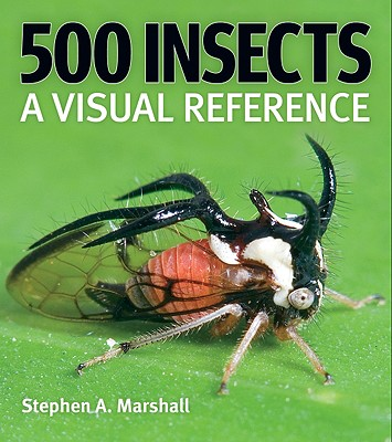 500 Insects: A Visual Reference, Stephen A. Marshall