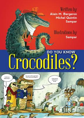 Image for Do You Know? Crocodiles!