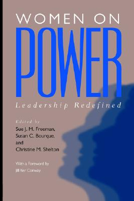Image for Women on Power: Leadership Redefined