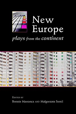 Image for New Europe: Plays from the Continent