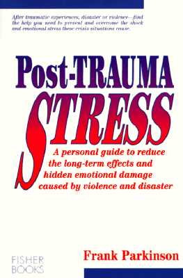 Image for Post Trauma Stress