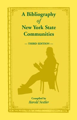 Image for A Bibliography of New York State Communities, Third Edition