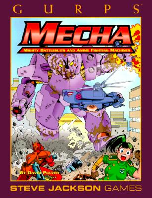 Image for GURPS Mecha (GURPS: Generic Universal Role Playing System)
