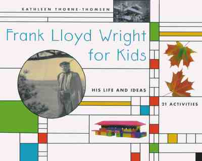 Image for Frank Lloyd Wright for Kids