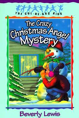 Image for Crazy Christmas Angel Mystery