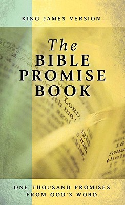 Image for BIBLE PROMISE BOOK