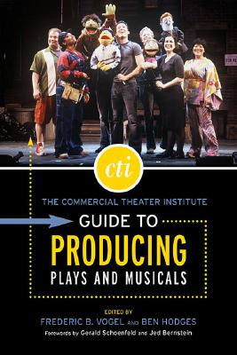 Image for COMMERCIAL THEATER INSTITUTE GUIDE TO PR