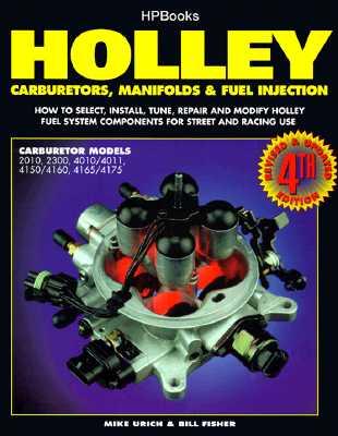 Image for Holley  Carburetors, Manifolds & Fuel Injection