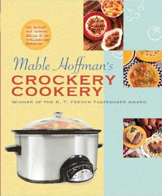 "Mable Hoffmans Crockery Cookery, ""HOFFMAN, MABLE"""