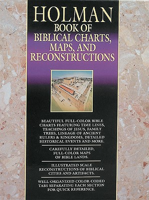 Image for Holman Book of Biblical Charts, Maps, and Reconstructions