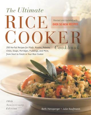 ULTIMATE RICE COOKER COOKBOOK, HENSPERGER, BETH