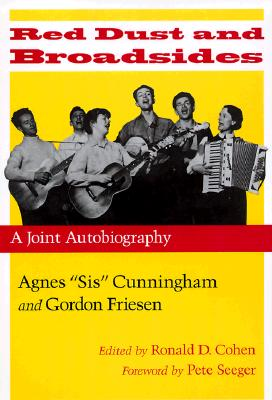 Red Dust and Broadsides: A Joint Autobiography, Cunningham, Agnes