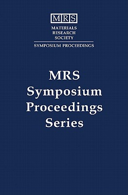 Solid-State Ionics - 2002: Volume 756 (MRS Proceedings)